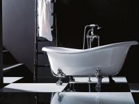 Смеситель для ванной: стильные новинки от лучших производителей (80 фото)