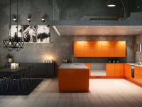 Современный дизайн кухни: самые современные и популярные идеи в мире (81 фото)