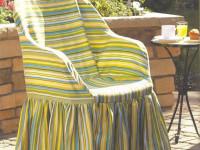 Чехол на кресло: 100 фото оригинальных идей и подбор качественных материалов