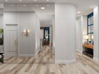 Дизайн прихожей 2018 года – красивый и яркий интерьер для квартиры или частного дома. ТОП-100 фото лучших решений!