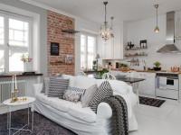 Квартира 52 кв. м.: современные проекты и особенности применения оригинального дизайна (115 фото)