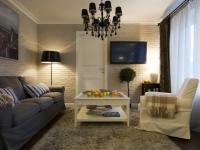 Квартира 56 кв. м. – варианты перепланировки, зонирование и подбор стиля для небольшой современной квартиры