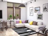 Квартира 90 кв. м. – 110 фото вариантов стильного дизайна и примеры красивого оформления в едином стиле