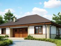 Частный дом 80 кв. м. – особенности современных проектов и лучшие решения для небольшого жилья
