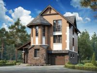 Дом с цокольным этажом – идеи, планировка, постройка и организация подземного этажа (110 фото)