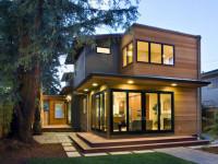 Дома в стиле Хай-Тек – технология постройки, особенности дизайна и варианты оформления дома в современном стиле