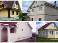 Фасады частных домов – варианты современного дизайна и оформления. Советы по выбору стиля и украшения фасада