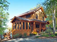 Каркасный дом – внешняя и внутренняя отделка дома. Советы по выбору проекта и особенности размещения каркасного дома (100 фото)