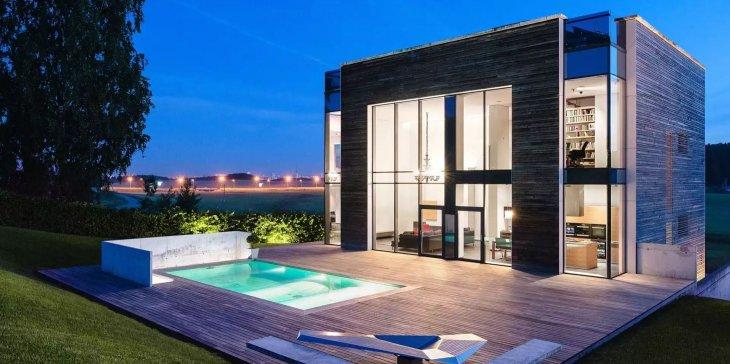 Дизайн частного дома 2021 года