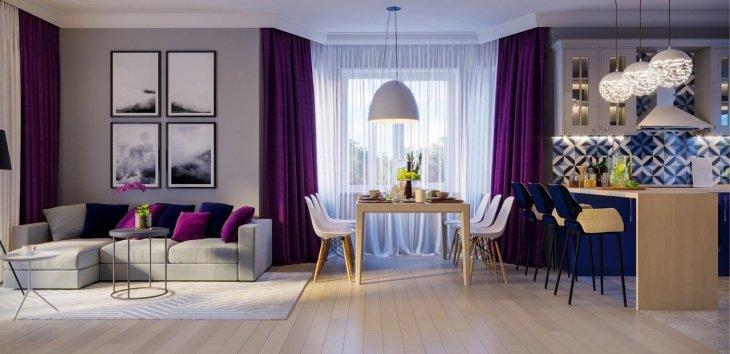 Дизайн гостиной 2021 года