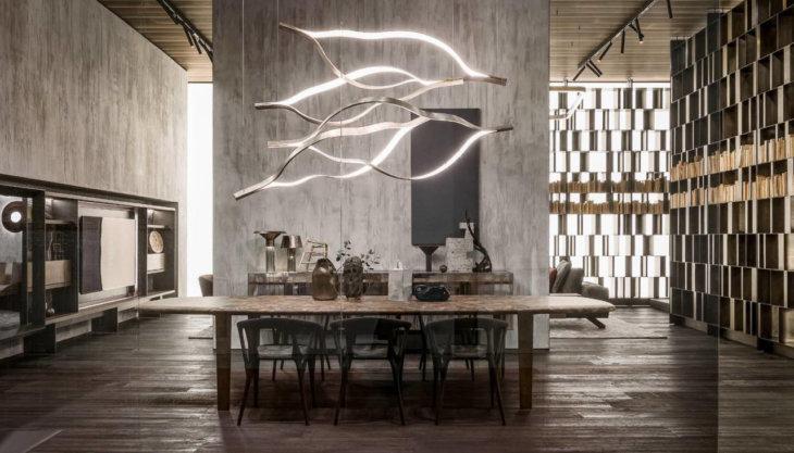 дизайн интерьера кухни 2020