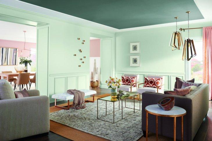модные цвета мебели