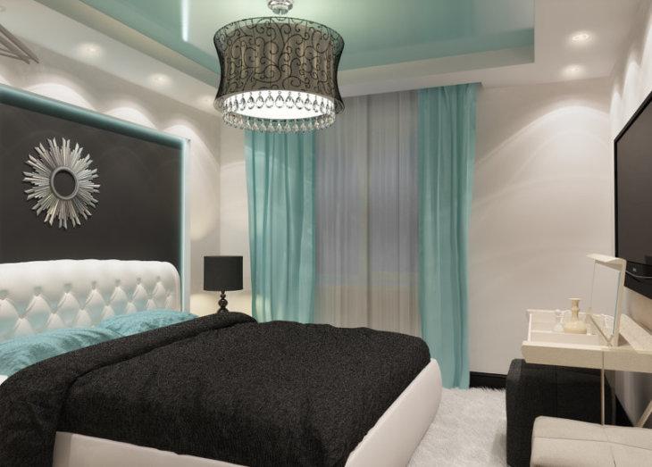 Спальня 13 м дизайн фото