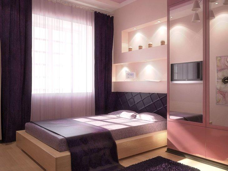 модная спальня 2020