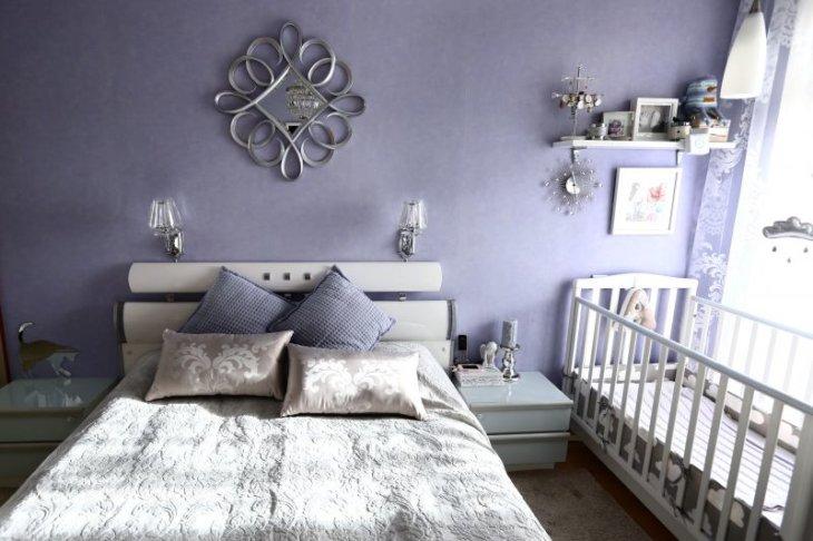 Детская совмещенная со спальней