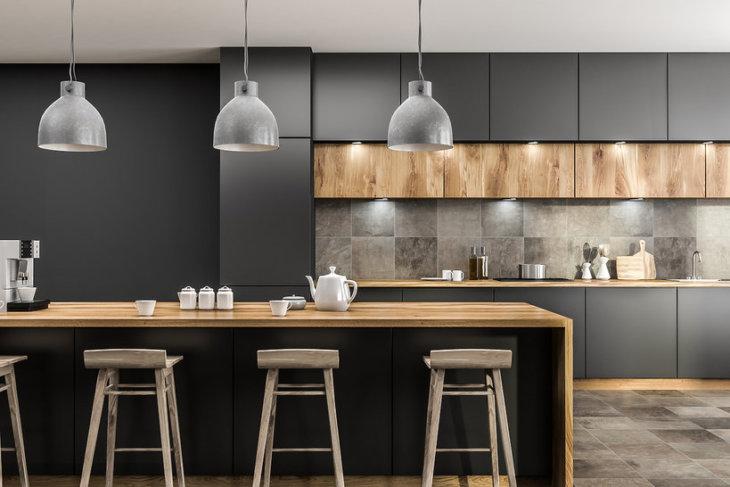 кухня красивый дизайн ремонт