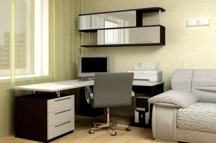модный компьютерный стол