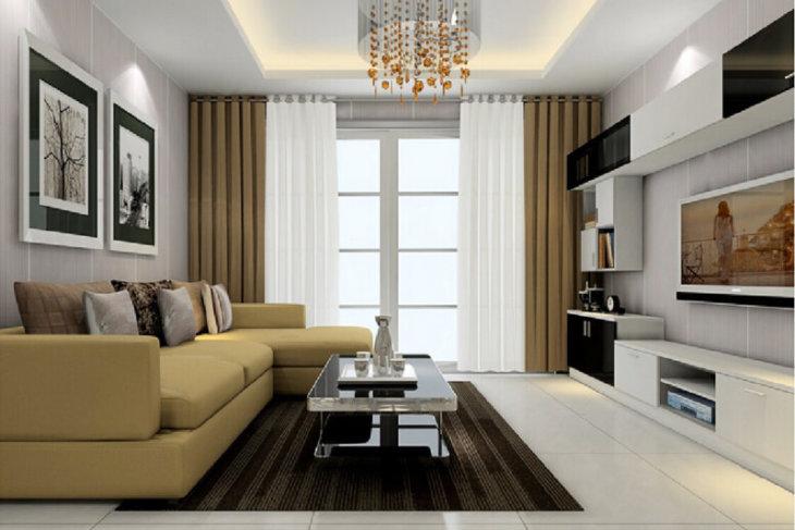 Дизайн маленькой гостиной